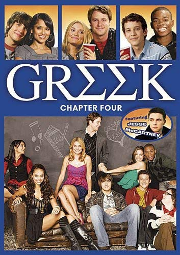 Greek: Chapter Four - 3 Disc DVD