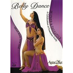 Amira Mor: Belly Dance For Mother & Daughter