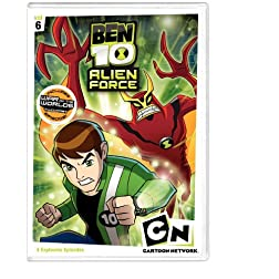 Ben 10: Alien Force, Vol. 6