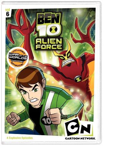 Ben 10: Alien Force, Vol. 6