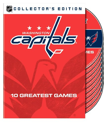 NHL: Washington Capitals - 10 Greatest Games