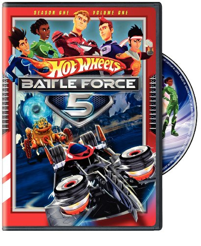 Hot Wheels Battle Force 5: Season 1, Vol. 1