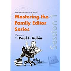 Revit Architecture Master the Family Editor Series - Session 1