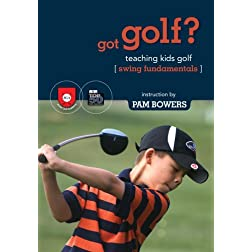 gotGolf? Teaching Kids Golf: Swing Fundamentals