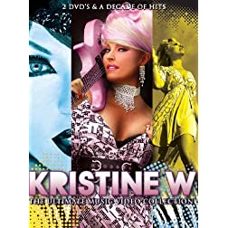 Kristine W Double DVD Collection