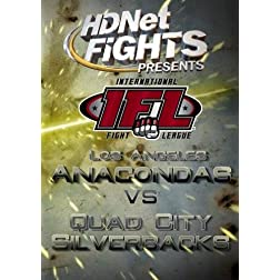 The IFL: Los Angeles Anacondas vs. Quad City Silverbacks