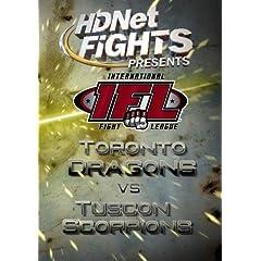 Toronto Dragons vs. Tuscon Scorpions