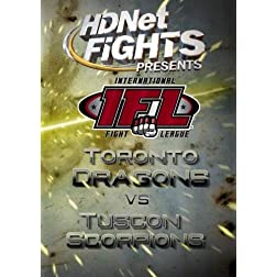 Toronto Dragons vs. Tuscon Scorpions