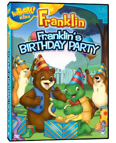Franklin - Franklins Birthday Party