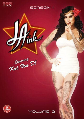 LA Ink: Season 1, Vol. 2