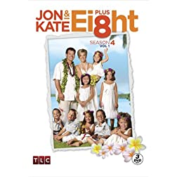 Jon and Kate Plus Ei8ht: Season 4, Vol. 1 - The Wedding