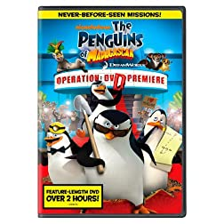 The Penguins of Madagascar Operation: DVD Premier