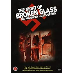 The Night of Broken Glass: The November 1938 Progroms