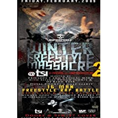 Hip Hop Hell Freestyle Massacre #2