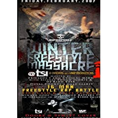 Hip Hop Hell Freestyle Massacre #1