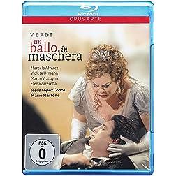 Verdi: Un Ballo in Maschera [Blu-ray]