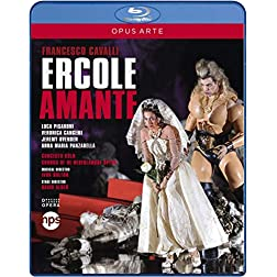 Cavalli: Ercole Amante [Blu-ray]