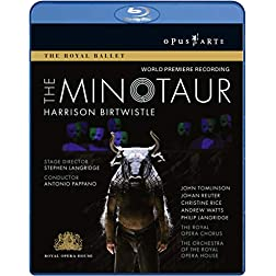 Birtwistle: The Minotaur [Blu-ray]