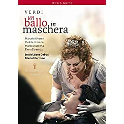 Verdi - Un Ballo in Maschera (Teatro Real)