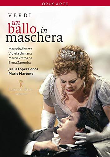 Verdi - Un Ballo in Maschera (Teatro Real)