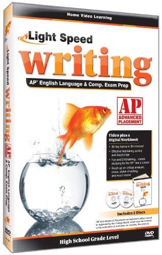 Light Speed: AP English Language & Composition Exam Prep