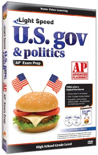 Light Speed AP U.S. Gov. & Politics Exam Prep