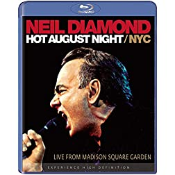 Neil Diamond: Hot August Night/NYC - Live from Madison Square Garden [Blu-ray]