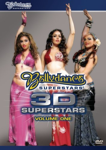 Bellydance Superstars: 3D Superstars, Volume One