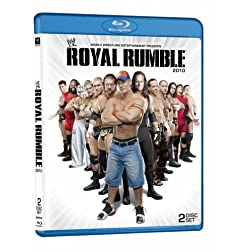 WWE Royal Rumble 2010 [Blu-ray]