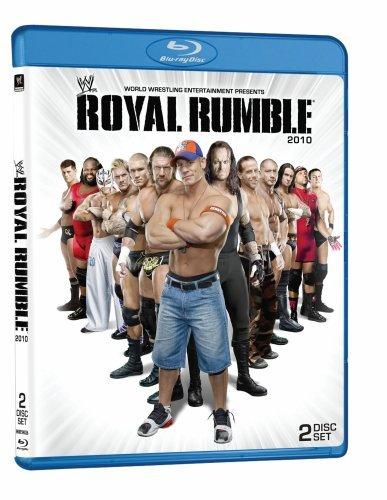 WWE Royal Rumble 2010 [Blu-ray]