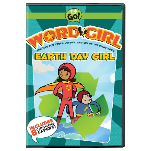 Word Girl: Earth Day Girl
