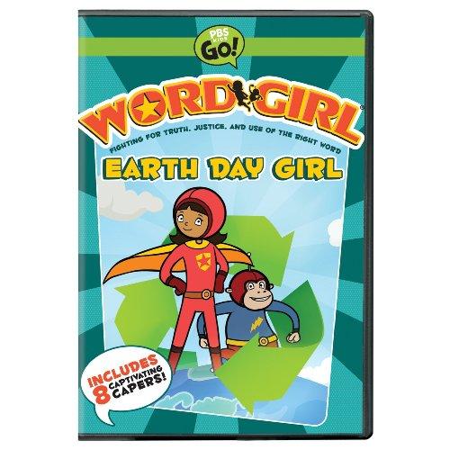 Word Girl: Earth Day Girl