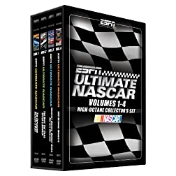 ESPN ULTIMATE NASCAR - High-Octane Collector's Set