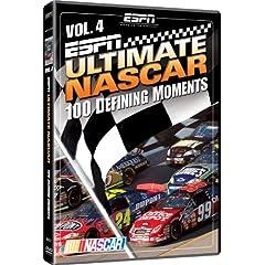 ESPN ULTIMATE NASCAR VOL. 4 - 100 Defining Moments