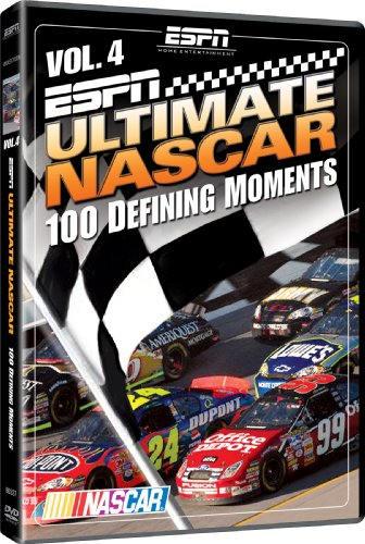 ESPN ULTIMATE NASCAR VOL. 4 - 100 Defining Moments