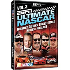 ESPN ULTIMATE NASCAR VOL. 3 - Greatest Drivers, Biggest Races, Hottest Rivalries