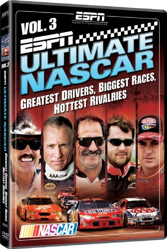 ESPN ULTIMATE NASCAR VOL. 3 - Greatest Drivers, Biggest Races, Hottest Rivalries