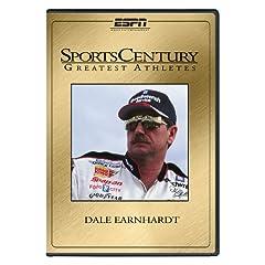 ESPN SPORTS CENTURY GREATEST ATHLETES: Dale Earnhardt Sr.