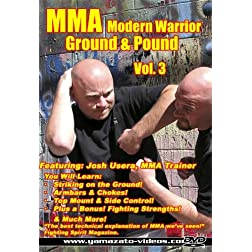 MMA Modern Warrior vol 3