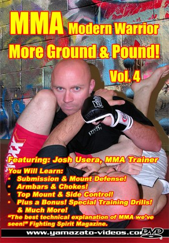 MMA Modern Warrior vol 4