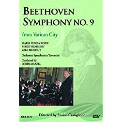 Beethoven Symphony No. 9 from Vatican City - Lorin Maazel