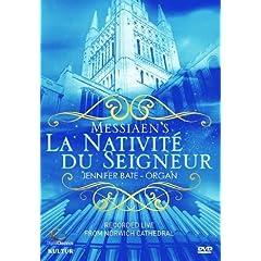Messiaen - La Nativite Du Seigneur / Jennifer Bate