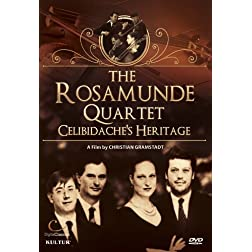 The Rosamunde Quartet: Celibidache's Heritage