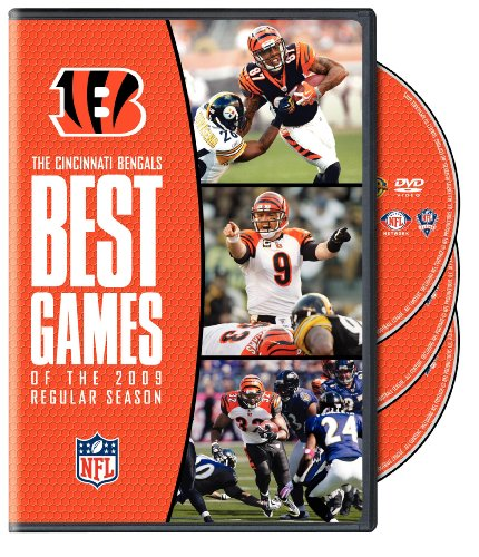 NFL Cincinnati Bengals: Best Games of the 2009 Regular Season
