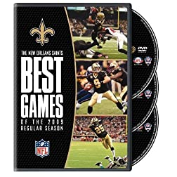 NFL New Orleans Saints: Best Games of the 2009 Regular Season