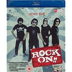 Rock On !! (Blu Ray) [Blu-ray]