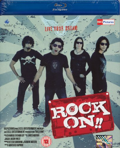 Rock On !! (Blu Ray) [Blu-ray]