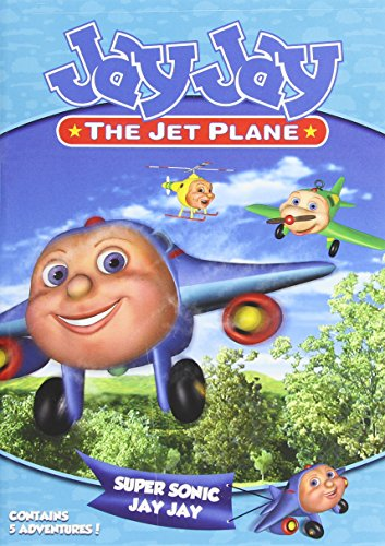 Jay Jay the Jet Plane: Supersonic Jay Jay