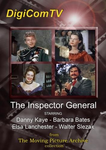 Inspector General, The - 1949 - Color