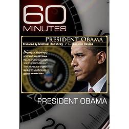 60 Minutes - President Obama (December 13, 2009)